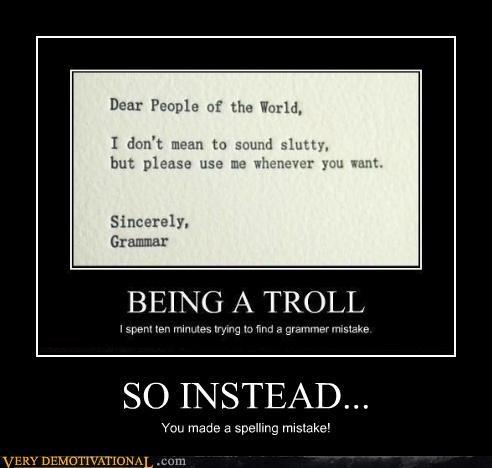 grammar hilarious mistake spelling - 5275202560