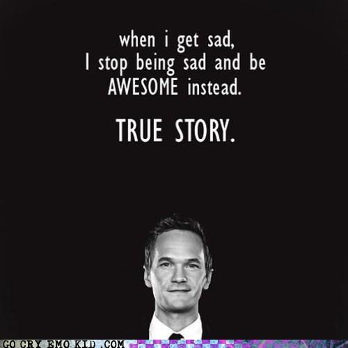 awesome nph Sad true story weird kid - 5275354624