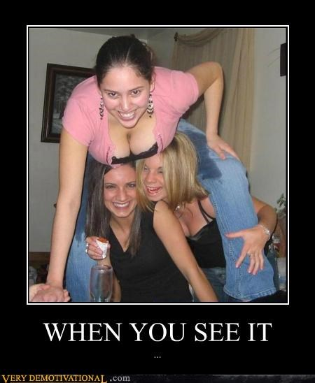 girl hilarious Party when you see it - 5275619584