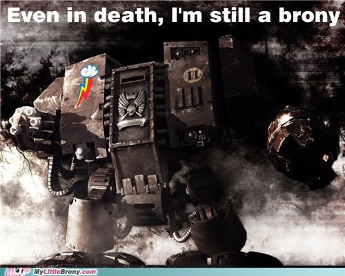 Death,brony,look at me