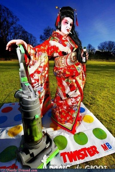 geisha,model,twister,vacuum cleaner