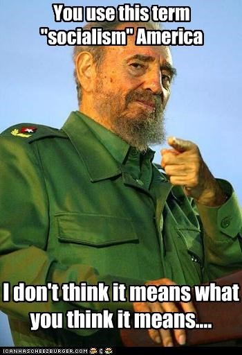 Fidel Castro political pictures socialism - 5276045568