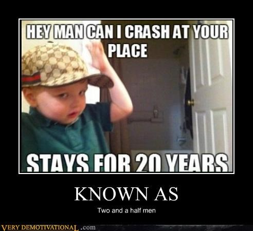 hilarious kid scumbag two and half men - 5276256256