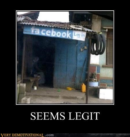 facebook hilarious login seems legit wtf - 5276579584