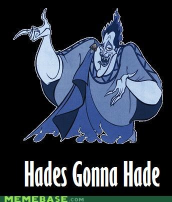 cartoons disney hades haters gonna hate Hercules - 5276696320