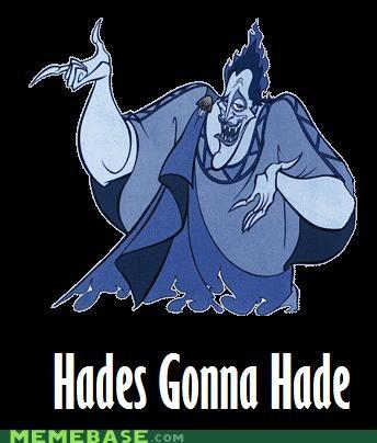 cartoons disney hades haters gonna hate Hercules - 5276696320