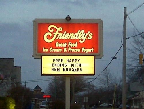 End Of An Era,friendlys,Unhappy Ending