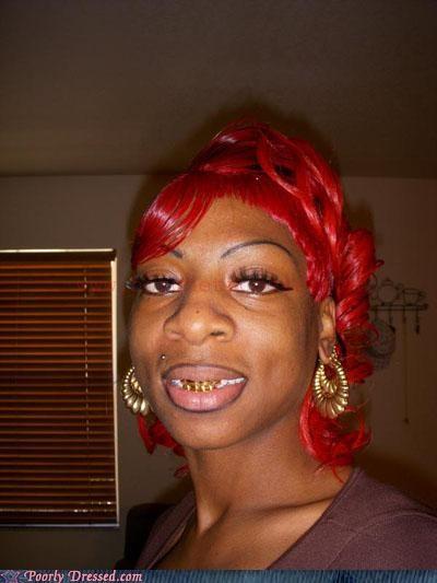 eyebrows god teeth gold - 5277105152