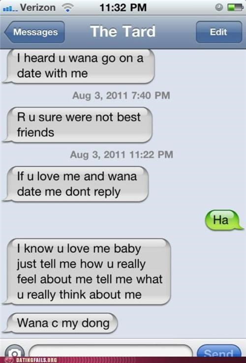 penis penis pic rejection text texting We Are Dating - 5277212928