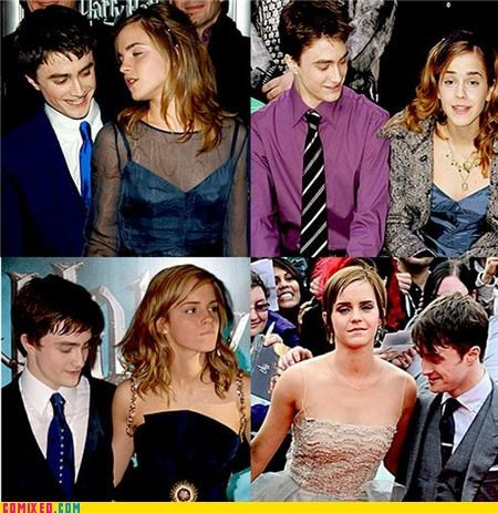 best of week Daniel Radcliffe dat emma emma watson Harry Potter - 5277229568