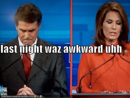 Michele Bachmann political pictures Rick Perry - 5277289472