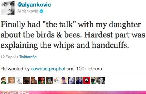 celeb,funny,tweet,twitter,weird al,Weird Al Yankovic