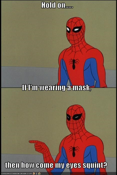 animation,lazy,mask,Spider-Man,Super-Lols