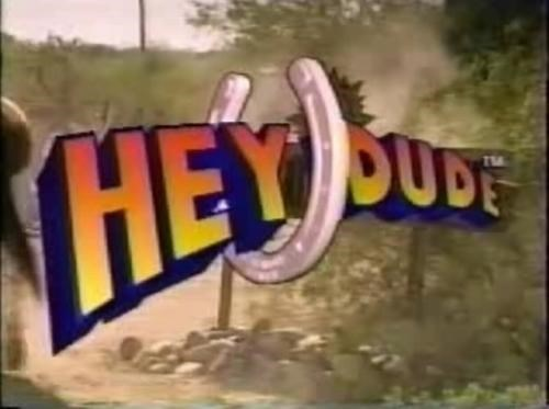 hey dude Nostalgia Overload TeenNick The 90s Are All That - 5277716480