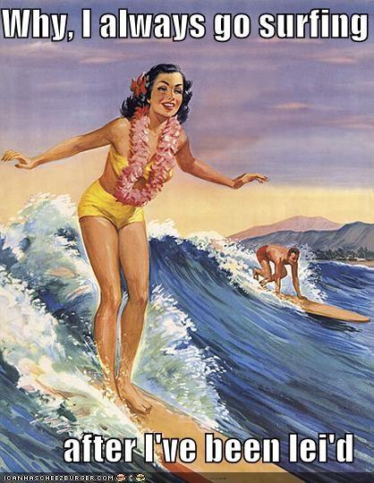 historic lols innuendo lei leid surfing vintage - 5277875712