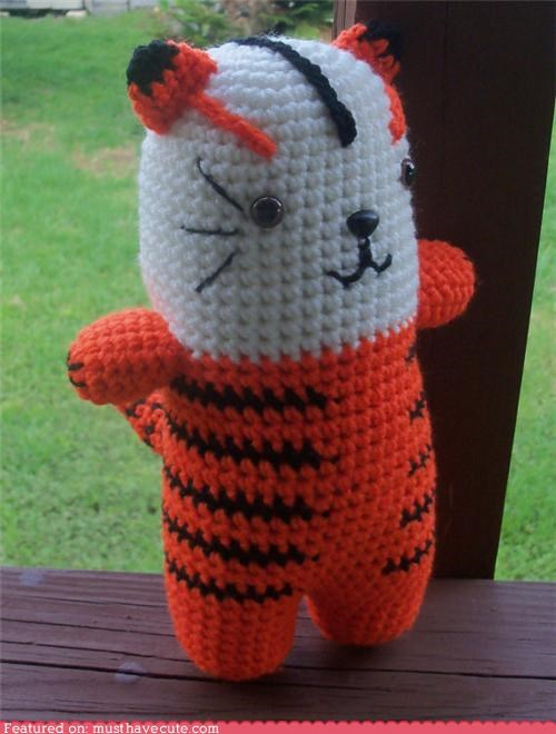 Amigurumi,baseball,cute,detroit,knit,sports,tiger