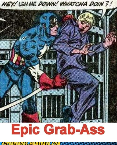 captain america epic grab-ass Super-Lols - 5278180096