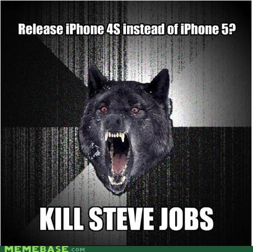 apple,best of week,Death,Insanity Wolf,news,rip,steve jobs