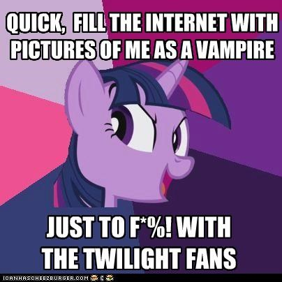 do it internet meme twilight twilight sparkle - 5278431744