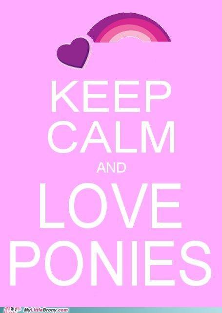all the ponies best of week great keep calm meme pinkie pie ponies rainbow send me more - 5278694144