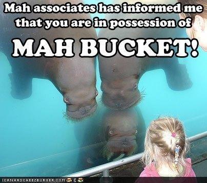 bucket bukkit classics kids lolrus - 5278885120