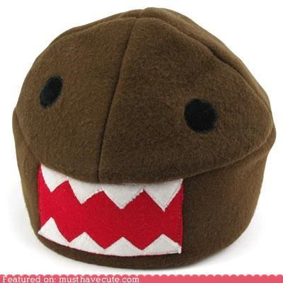 domo domukun hat Plush - 5280340736