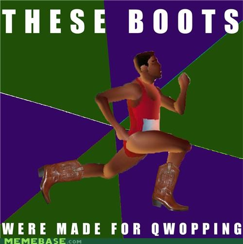 boots country Music QWOP song - 5280391680