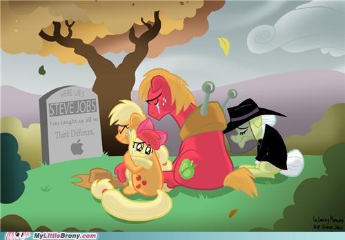 Apple Family art best of week eeyup RIP Steve Jobs think different - 5280515072