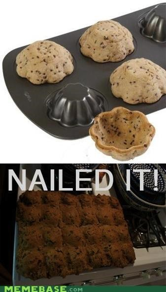 cookies cups delicious Memes Nailed It sheets what - 5281297664