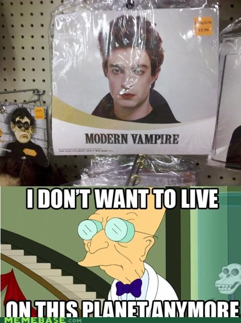 edward fairies i dont want to live on this planet anymore modern Sparkle twilight vampire - 5281474816