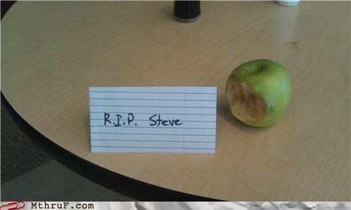 apple,rip,steve jobs,too soon