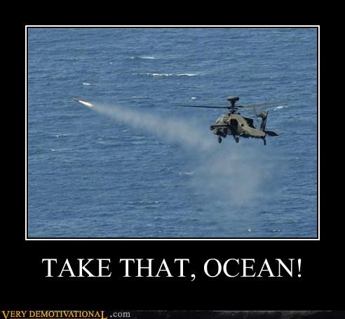 helicopter,ocean,Pure Awesome,rocket