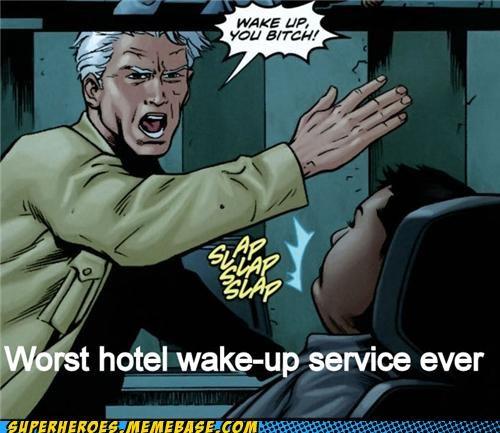 hotel slap Super-Lols wakeup wtf - 5282164224