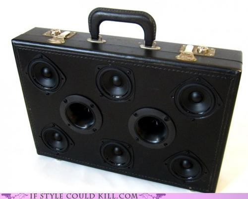 bags briefcases cool accessories speakers - 5282980096