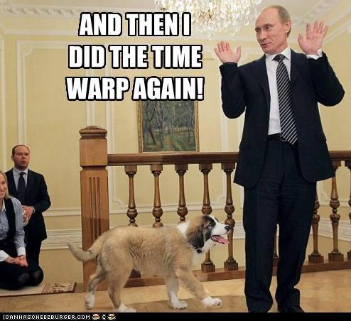 dancing Pundit Kitchen Vladimir Putin - 5283171072
