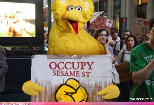 funny news Sad Sesame Street - 5283364352