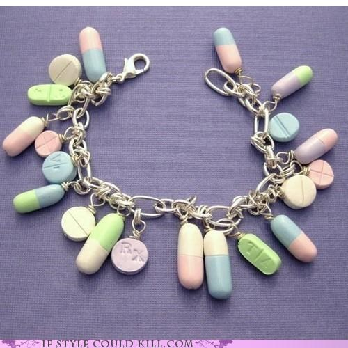 best of the week bracelets cool accessories pills - 5283983360