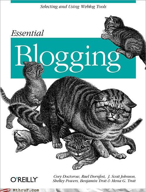 blogging cat blogs Cats for dummies g rated How To M thru F work - 5285003520