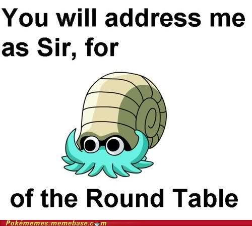 knights knights of the round table Memes mistake omanyte sir - 5285348096