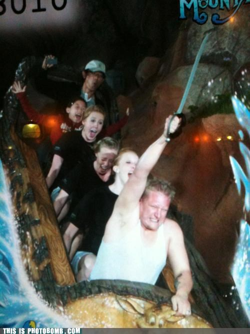 awesome best of week Photo splash mountain sword victory