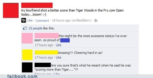 golf not what it sounds like scoring Tiger Woods - 5286328064