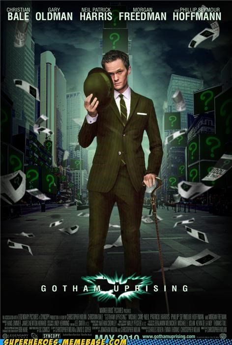 amazing Awesome Art batman best of week nph Riddler - 5288808960
