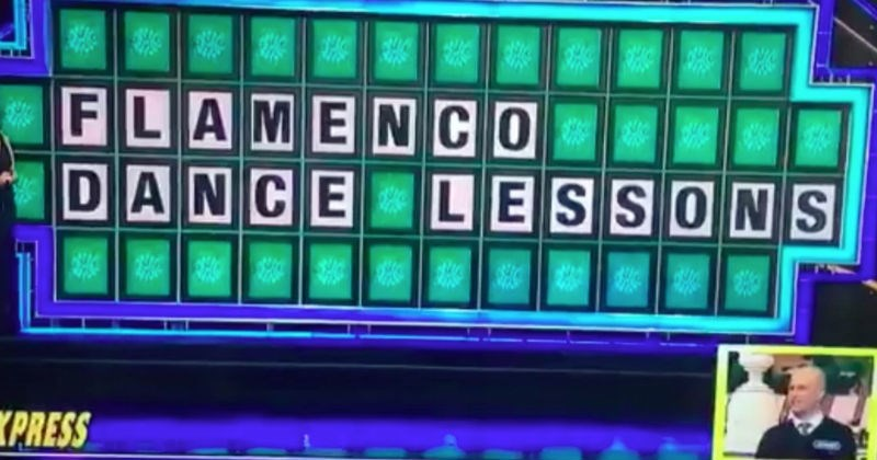 twitter wheel of fortune FAIL cringe ridiculous - 5289221