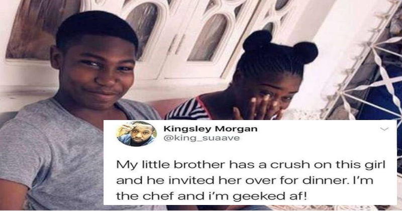 pics twitter imgur adorable date cute big brother - 5289477