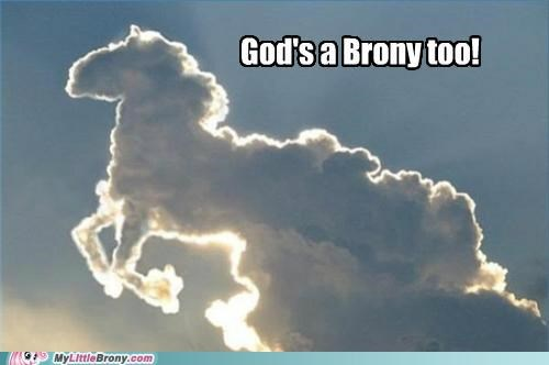 awesome best of week brony clouds god IRL mother nature proof - 5290329344