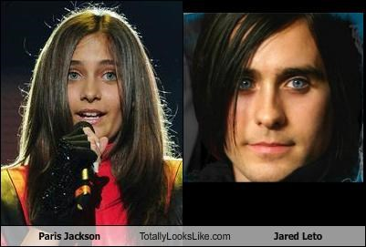 bands that suck jared leto paris jackson singers thirty seconds to mars
