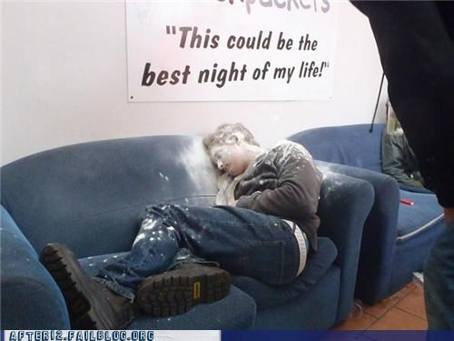 best ever,coke,couch,drunk,high,night,passed out