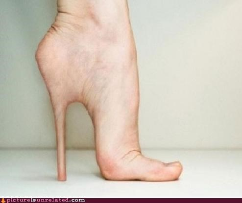 best of week,creepy,foot,heels,no thank you,wtf