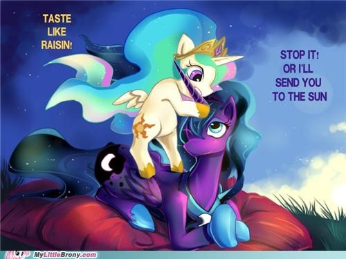 celestia equestria luna luna is the best ponies raisin send you to the sun - 5291671808