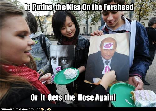 political pictures silence of the Vladimir Putin - 5292947200